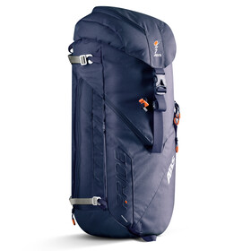 ABS P.RIDE Zip-On 45+5 Avalanche Backpack blue